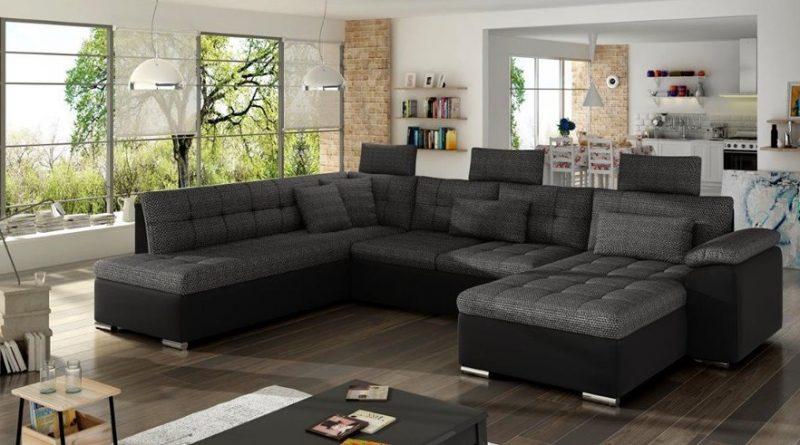 salon canapé d'angle